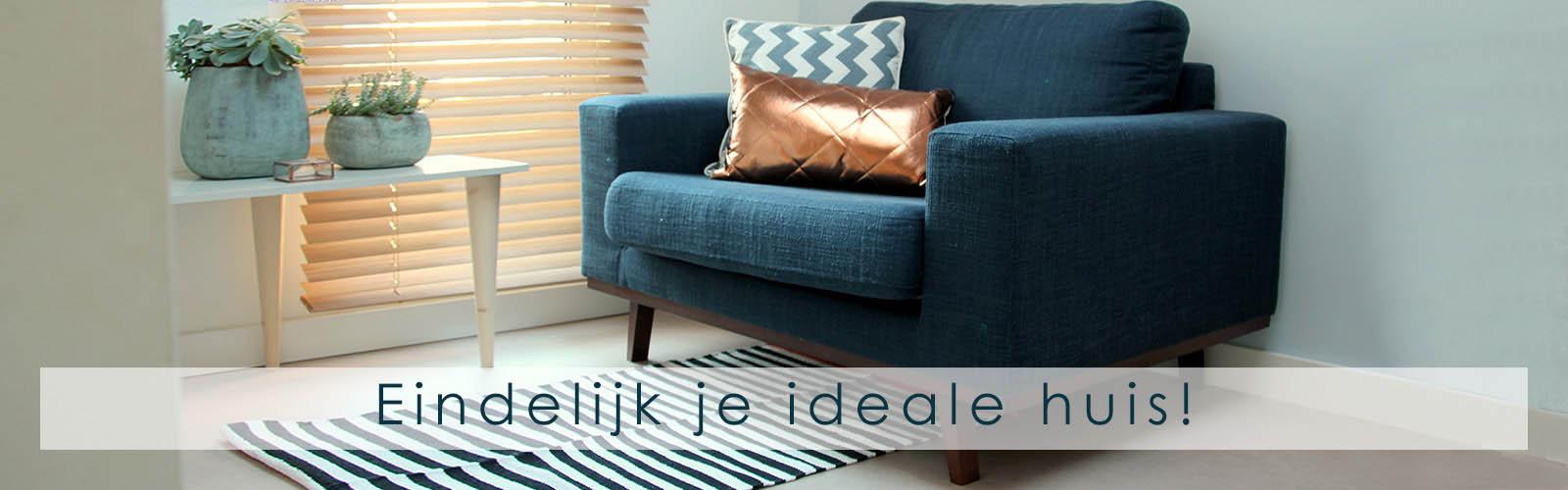 Gewooncaat interieur | Mijn naam is Carolien Latijnhouwers. Al jaren heb ik een passie: het creëren en ontwerpen van mooie, sfeervolle interieurs.